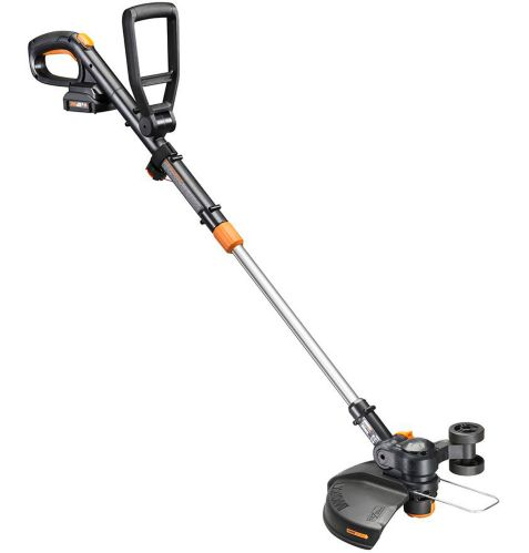 WORX 20V Lithium-Ion Cordless Trimmer, 12-in Product image