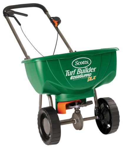 Scotts™ Turf Builder Deluxe Edgeguard Spreader Product image
