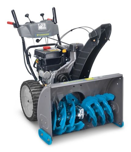 Yardworks 357cc 2-Stage Snowblower, 30-in Canadian Tire