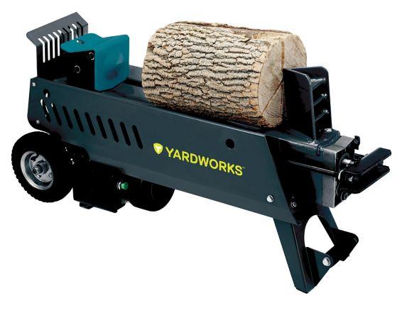 Yardworks 9-Ton Electric Log Splitter