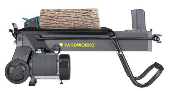 Yardworks 4-Ton Electric Log Splitter