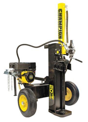 Champion 20 Ton Gas Log Splitter