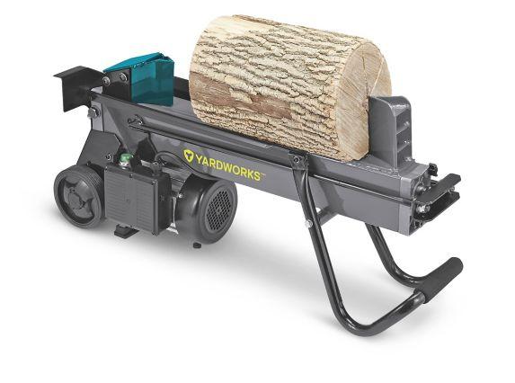 Yardworks 5-Ton Duo Cut Electric Log Splitter Product image