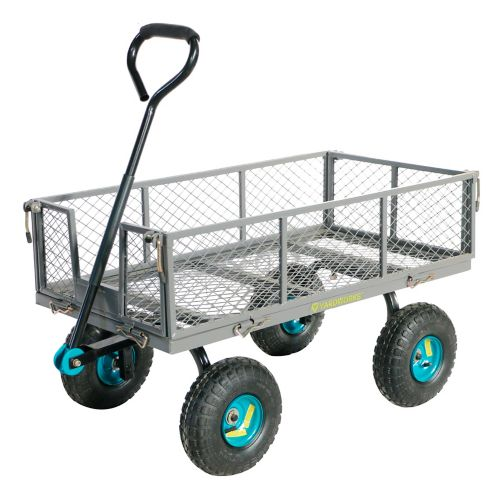 Yardworks Garden Mesh Cart Product image