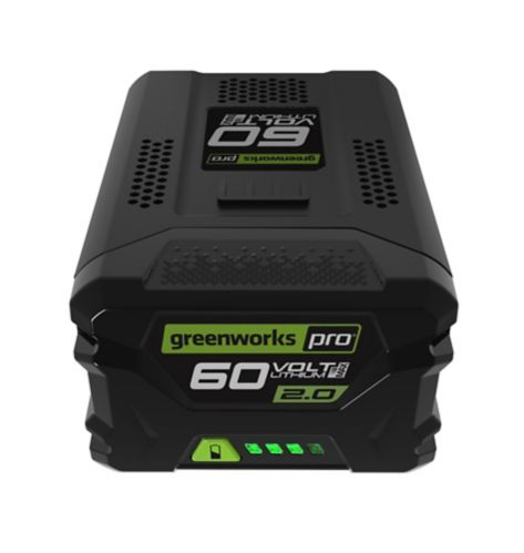 Greenworks 60V 2.0Ah Replacement Battery Product image