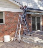 Mastercraft Grade 1A Multi-Task Ladder, 21-ft | Mastercraftnull