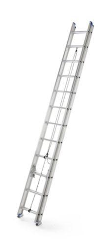 MastercraftGrade 2 Aluminum Extension Ladder, 24-ft Product image