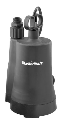 Pompe submersible tout usage Mastercraft