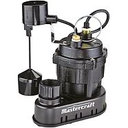 1/2HP 10 Gallon Submersible Pump | Canadian Tire