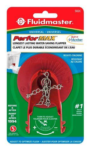 Fluildmaster Adjustable Toilet Flapper, 2-in Product image