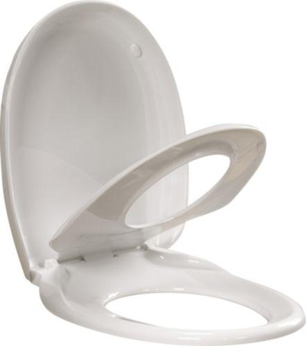 Siège de toilette familial allongé Delta Image de l'article