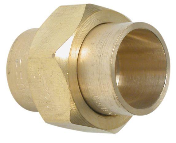 Rodage conique d'union en cuivre Bow Image de l'article