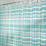 Candy-Stripe Shower Curtain | Interdesignnull