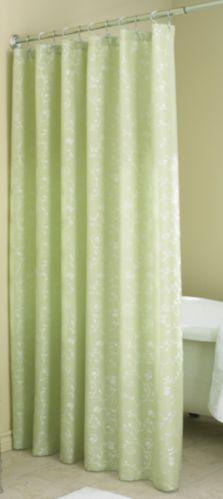 Rideau de douche Debbie Travis à volutes Image de l'article