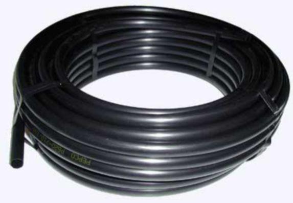 Tuyau en polyéthylène Gravenhurst, tout usage, noir Image de l'article