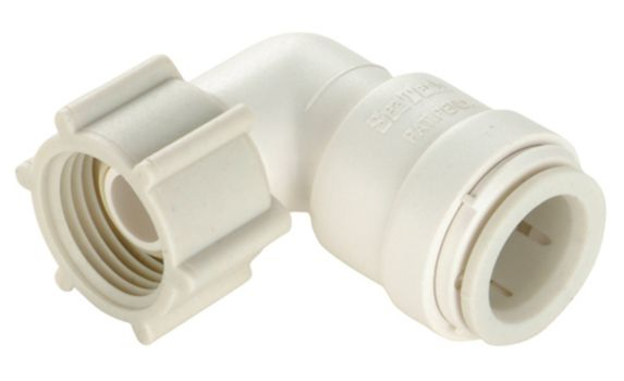 Watts Quick Connect Elbow, Female Product image