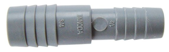 Innoda Pipe Coupler, 1/2 to 3/4-in Product image