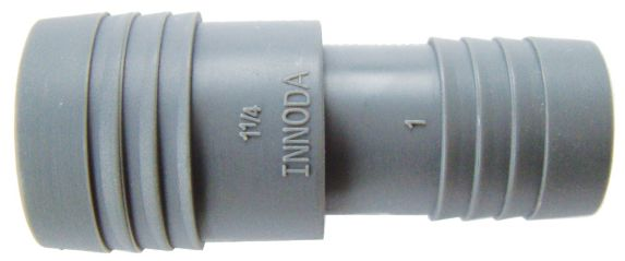 Innoda Pipe Coupler, 1-1/4 to 1-in Product image