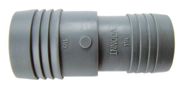 Innoda Pipe Coupler, 1-1/2 to 1-1/4-in Product image