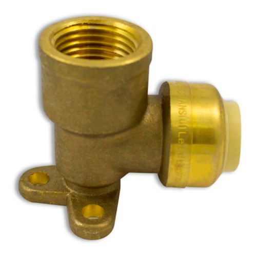 Push N' Connect Wingback Elbow, 1/2-in Product image