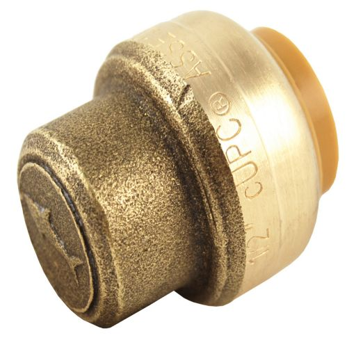 Bouchon réutilisable Push-Fit 1/2 po Image de l'article