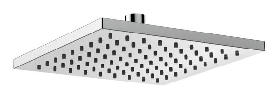 For Living Chrome Plated Single Function Raincan Showerhead, 1.8 GPM Product image