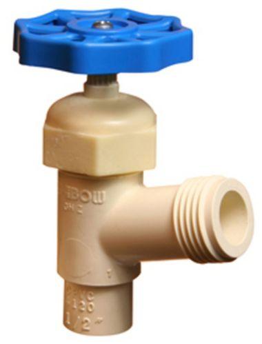 Valve de drain de fournaise Bow en PVC-C, FF x FT Image de l'article