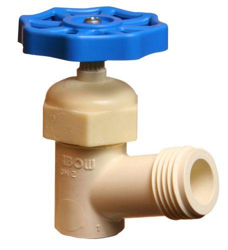 Valve de robinet Bow en PVC-C, FM x FT Image de l'article