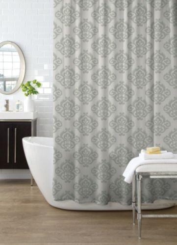 Rideau de douche à motifs d'arabesques Image de l'article