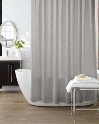 Rideau de douche à motif tressé Image de l'article