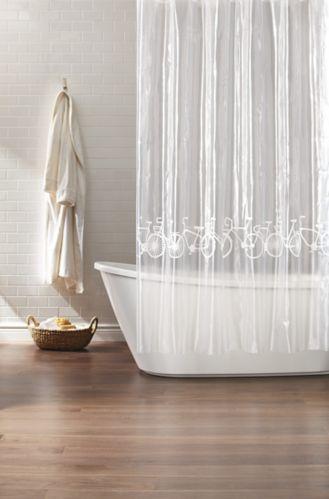 Rideau de douche Cleanse, vélos Image de l'article