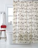 Cleanse Birds On A Wire Shower Curtain | Cleansenull