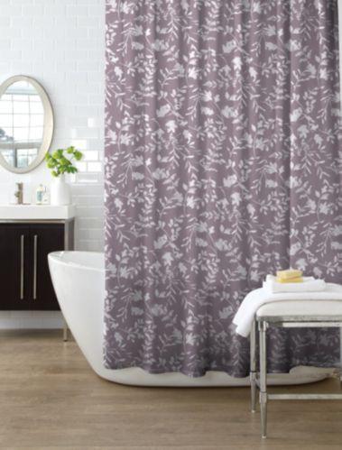 Rideau de douche, feuillage Image de l'article