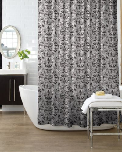 Medallion Shower Curtain Product image