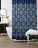 Moroccan Tile Shower Curtain   Cleansenull