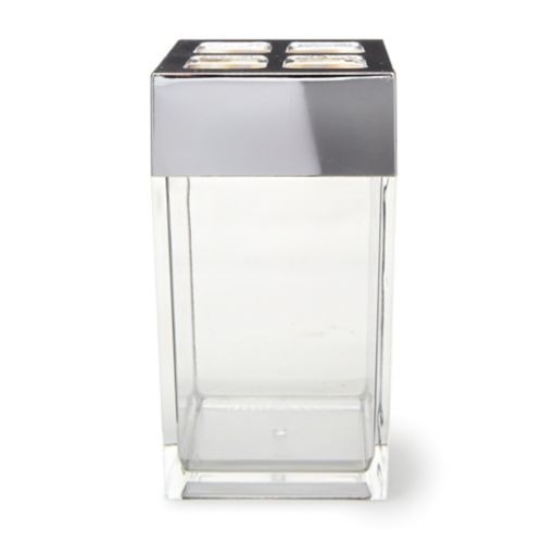 Acrylic Clear Toothbrush Holder Product image