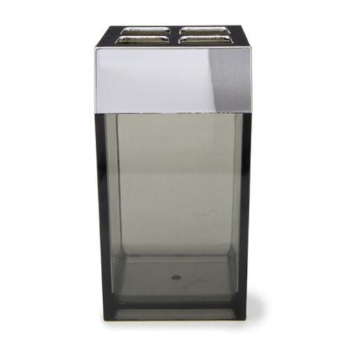 Acrylic Silver Toothbrush Holder Product image