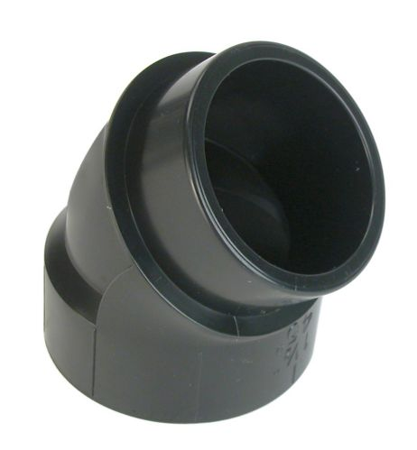 Bow ABS 45-Degree Elbow, Spigot Product image