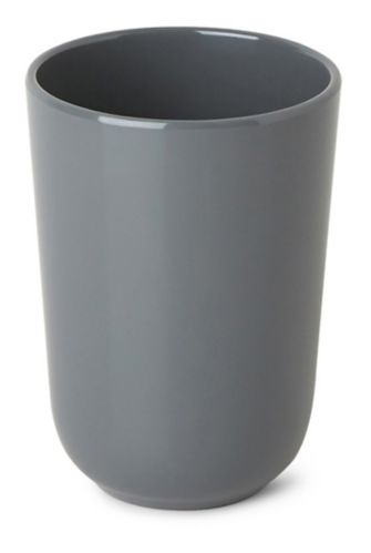 Umbra Loft Suds Tumbler, Charcoal Product image