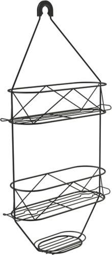Umbra Lineria Shower Caddy, Black Product image