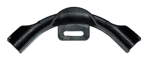 Support de courbe Waterline, plastique, onglet, tuyau de 1/2 po Image de l'article