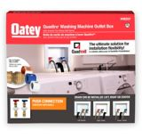 Boîte de sortie de machine à laver Oatey Quadtro, 1/4 | Oatey Canadanull