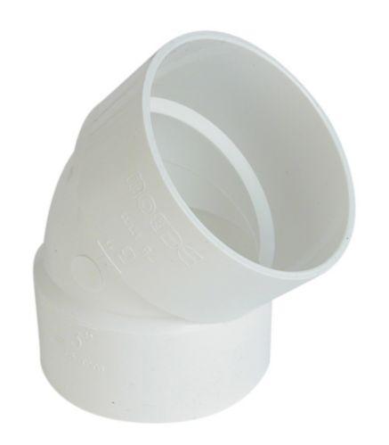 Coude de 45 degrés Bow en PVC Image de l'article