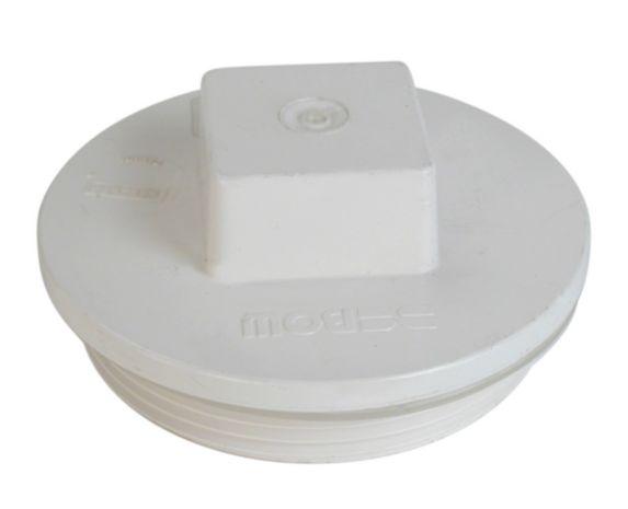 Bow PVC Threaded Plug Product image