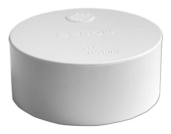Ipex PVC Cap, 4-in Product image