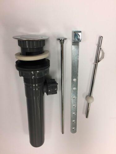 Bonde d'évacuation mécanique PlumbShop, paq. 1 Image de l'article
