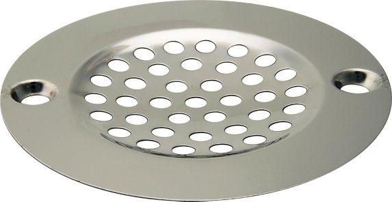 Crépine d'évier avec rebord plat, 4 5/8 po Image de l'article