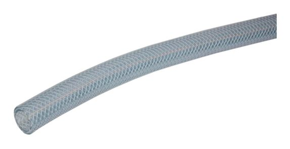 Precut Braided Vinyl Tube, 1-in ID x 1.312-in OD Product image