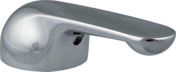 Levier unique standard pour douche et baignoire Plumbshop Delta, chrome Image de l'article