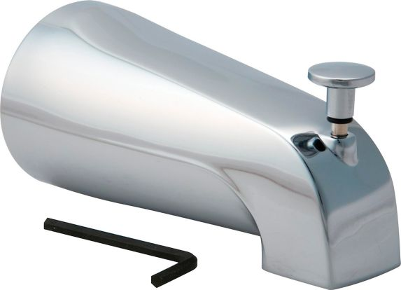 Plumbshop Slip-On Tub Spout Product image